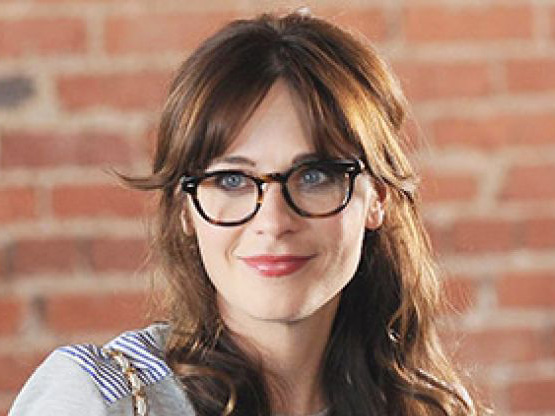 How To Get Zooey Deschanel S Geek Chic Look
